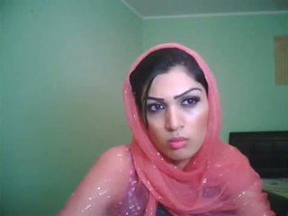 Uk bradford pakistani babe shazia on live cam show