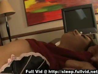 âm hộ, hardsextube, ngủ