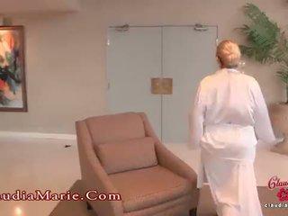 বিশাল fake চামচিকা claudia marie meets ঐ পায়ুপথ guru