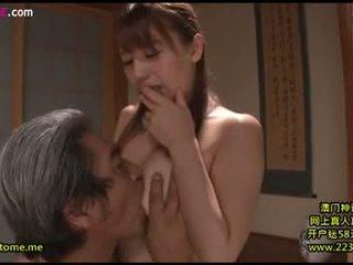 brunette, oral sex, japanese, vaginal sex, licking vagina, position 69