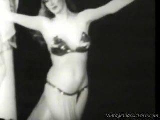 고전적인 striptease