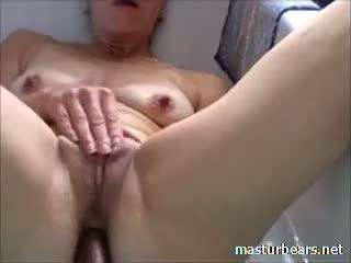 Ann 51 years belgium mamá cumming en bath