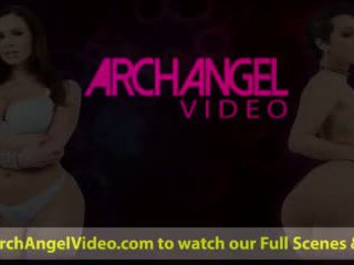 Jada Steves and Ashley Fires Share a Big Cock