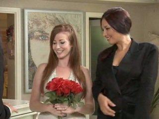 Lesbienne mariage