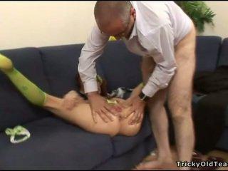 Succulent pounding di un caldi twat
