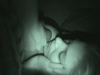 Lacey a dormir
