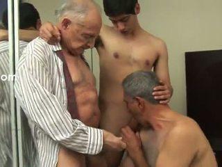 homoszexuális, régi, anális