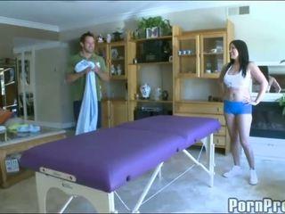 grandes mamas, massagem
