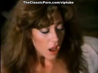 Amber lynn, nina hartley, buck adams į vintažas šūdas filmas