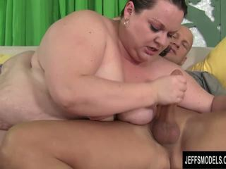 Joanna Roxxx gets her fat ass fucked