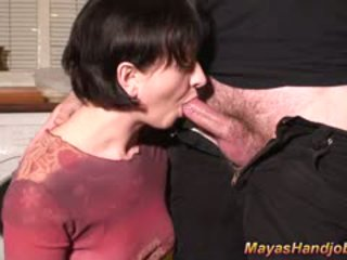 brunette, blowjob, european