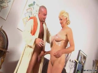 Granny With Massive Love Melons Fucked In All Positions