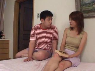 Avmost.com sievä japanilainen tipu mulkku humping ja blasted kanssa mannaise