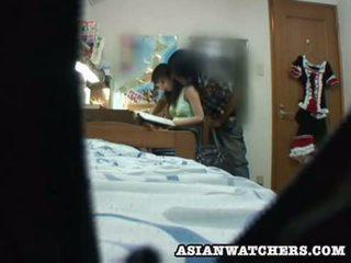 Spycam young murid wedok pribadi lesson 2