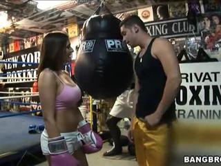 big boobs, sport, blowjob