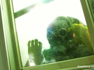 Asa Akira - Zombie Anal Creampie