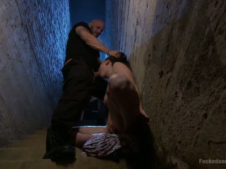 The Wrong Stairwell: Free Kink HD Porn Video 28