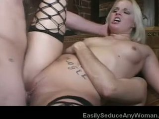 Finland Girl In Threesome