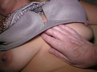 가슴, 섹스하고 싶은 중년 여성, hd 포르노