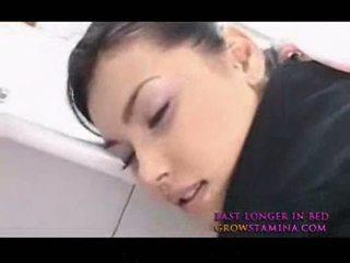 Maria ozawa karstās aziāti stewardes jāšanās no aiz 2