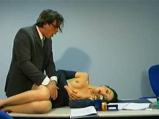 Oriental asian secretary anal penetration rectumfucked at the office