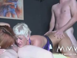 groupsex, doggystyle, orgasm