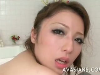 Hot jepang mom likes it jero in the jedhing