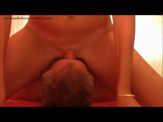 Masturbation & сквірт в його обличчя