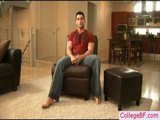 Κολλέγιο παιδαράς busting του μπάλες με collegebf