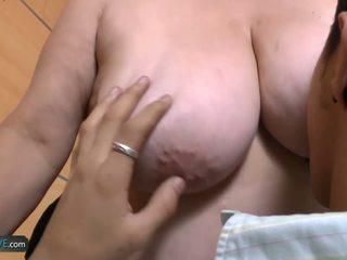 Agedlove Big Boobed Senior Gloria Hardcore: Free HD Porn b1