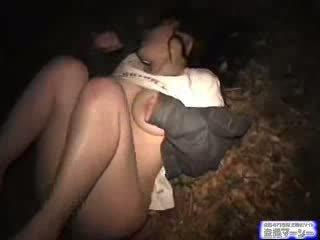 Gros seins asiatique écolière ambushed (fantasy) vidéo