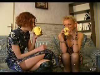 Lesbians ng ang stair - java productions