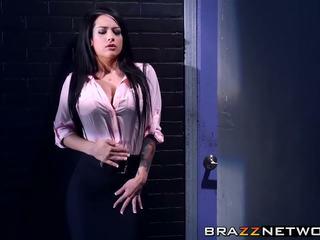 Charles Dera Has to Discpline His Sexy Intern Katrina
