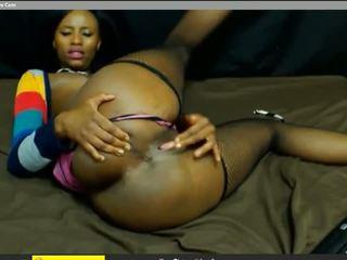 big butts, black and ebony, webcams