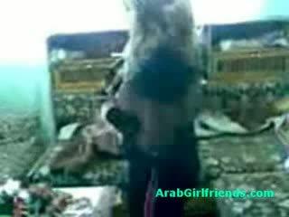 Kavalkade av amatør arabs getting frekk på hjemmelagd