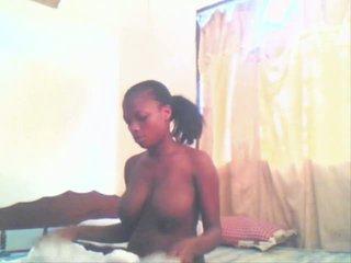 East afrykańskie dziewczyna aisha getting fucked przez jej boyfriend