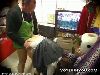 ความจริง, ญี่ปุ่น, voyeur