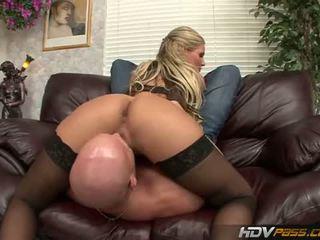 HDV Pass: Hot blonde milf phoenix marie gets assfucked hard