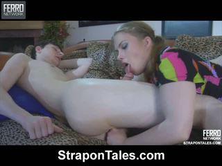 Alana ranald furious strapon veprim