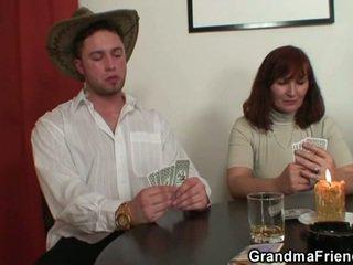 Proužek pokerový leads na těžký trojice