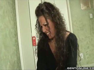 hardcore sex, големи цици, pussy drilling