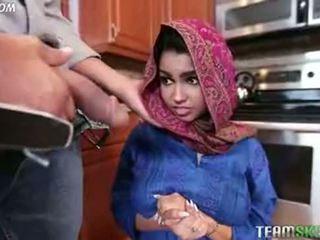 Seksowne nastolatka muslim