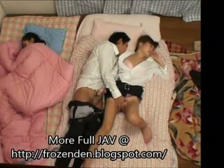 Trying bis halten quiet während ficken schlafen step-daughters