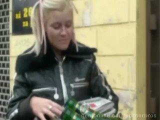 Cute czech busty babe alexa bold fucked in a horny video