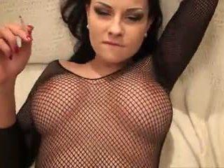 स्मोकिंग fetish- abbie c