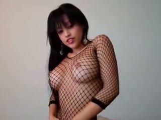 Abella anderson ダンス 裸 で 彼女の 部屋