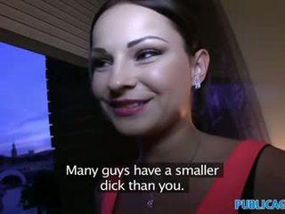 Publicagent real viață porno stea fucks o fan