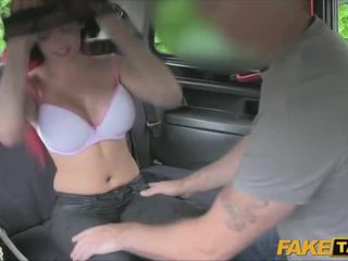 Amateur shows tits and gets fucked