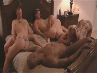 group sex, blowjob, analni