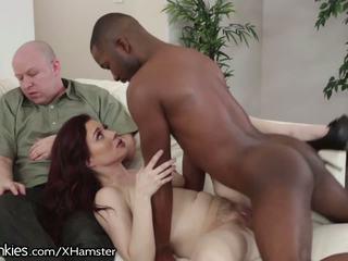 Jessica ryan has incredible bbc カッコールド セックス: フリー ポルノの b4